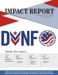Impact report - 2nd quarter 2019